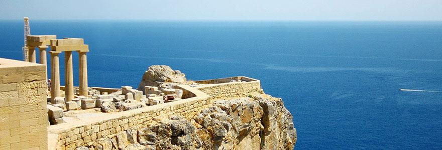 séjour pas cher en Grèce